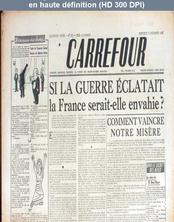 CARREFOUR numéro 170 du 17 décembre 1947