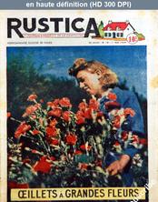 RUSTICA numéro 18 du 01 mai 1949