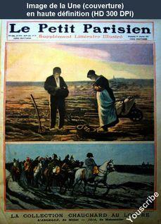 LE PETIT PARISIEN ILLUSTRE  numéro 1142 du 01 janvier 1911