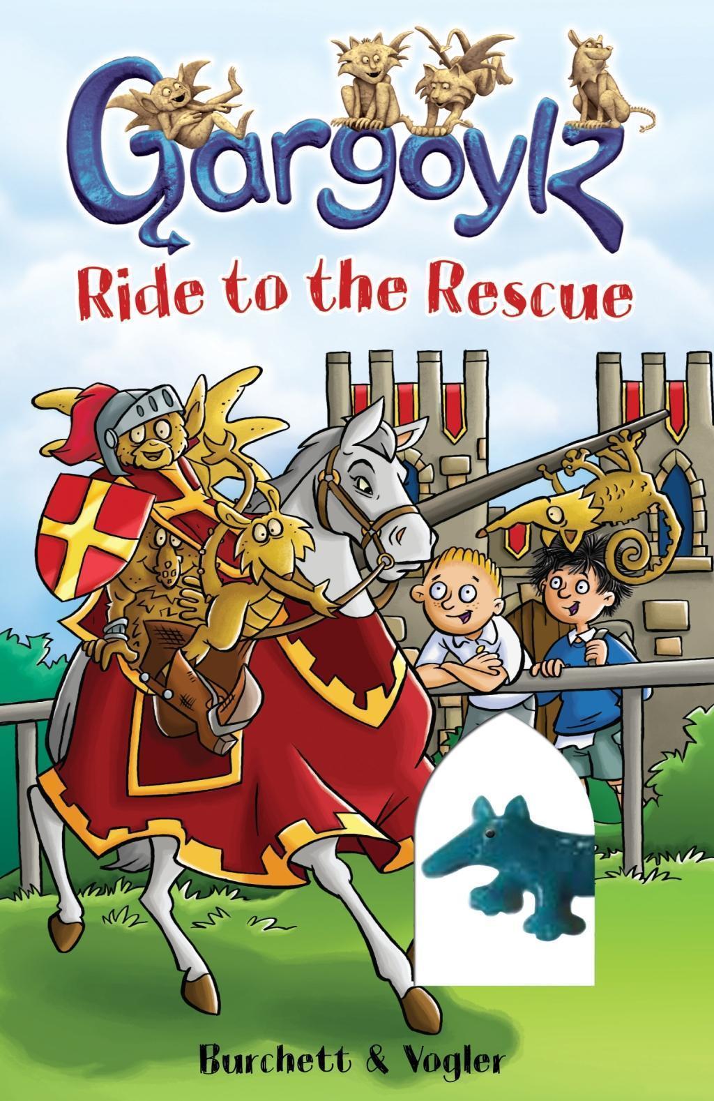 Gargoylz Ride to the Rescue