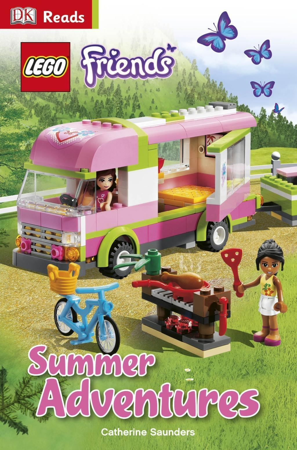 LEGO® Friends Summer Adventures