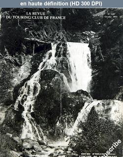 LA REVUE DU TOURING CLUB DE FRANCE  numéro 443 du 01 octobre 1931
