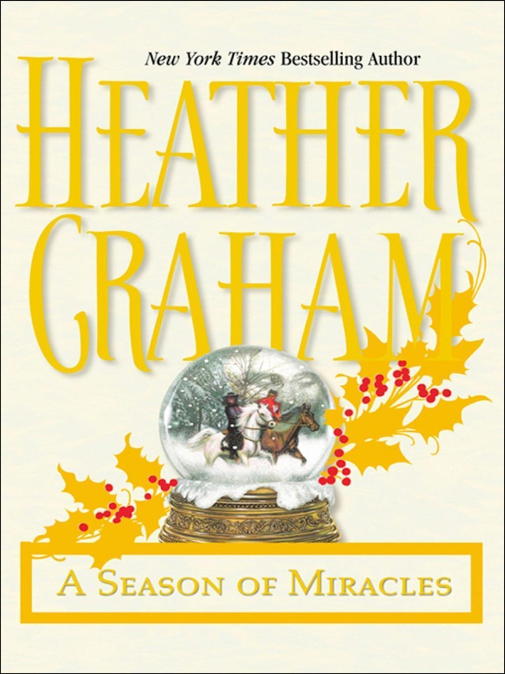 A Season of Miracles (Mills & Boon M&B)