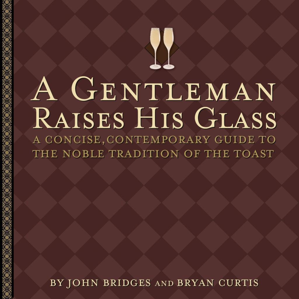A Gentleman Raises His Glass