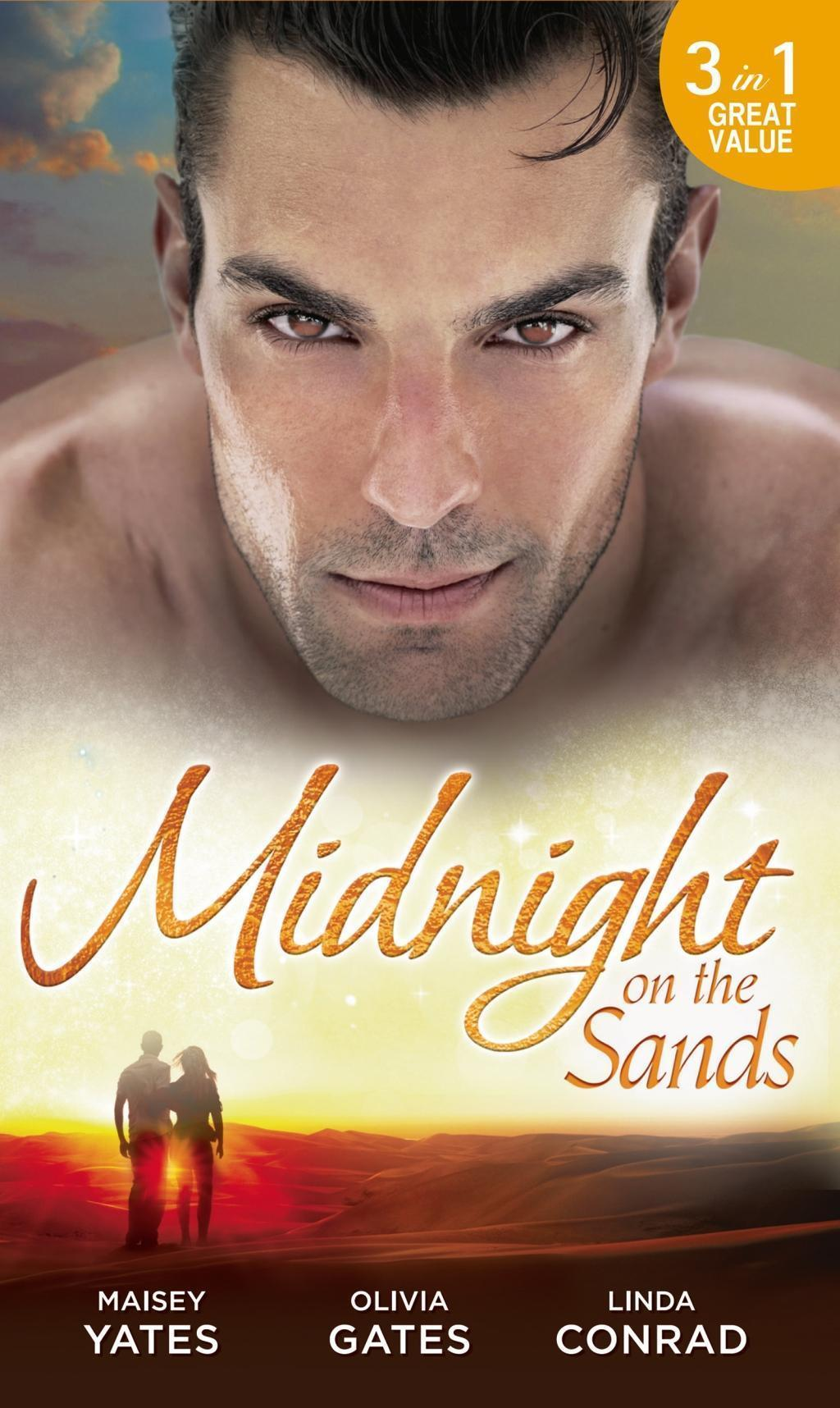 Midnight on the Sands: Hajar's Hidden Legacy / To Touch a Sheikh / Her Sheikh Protector (Mills & Boon M&B)