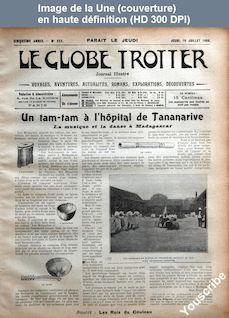 LE GLOBE TROTTER  numéro 233 du 19 juillet 1906