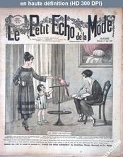 LE PETIT ECHO DE LA MODE  numéro 22 du 01 juin 1919