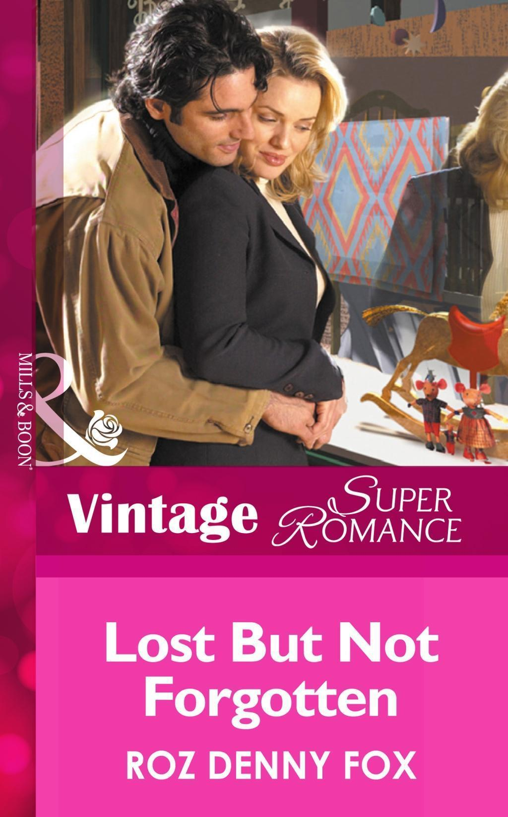 Lost but not Forgotten (Mills & Boon Vintage Superromance)