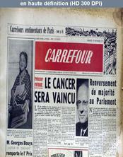 CARREFOUR numéro 366 du 19 septembre 1951
