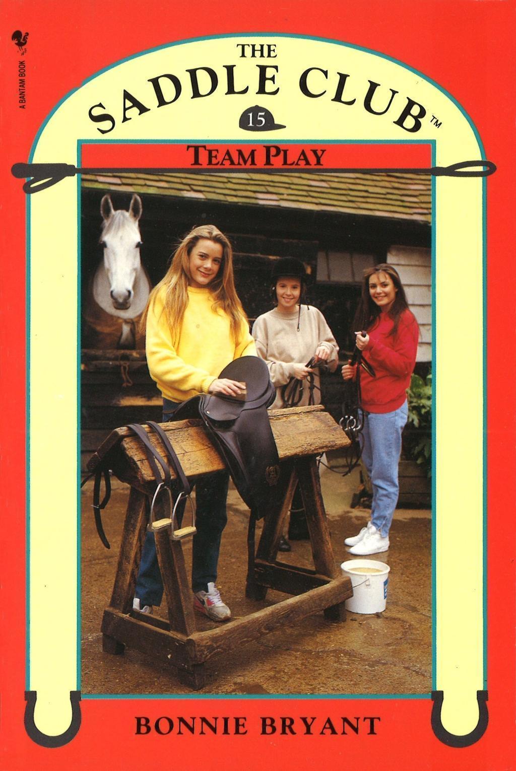 Saddle Club Book 15: Team Play