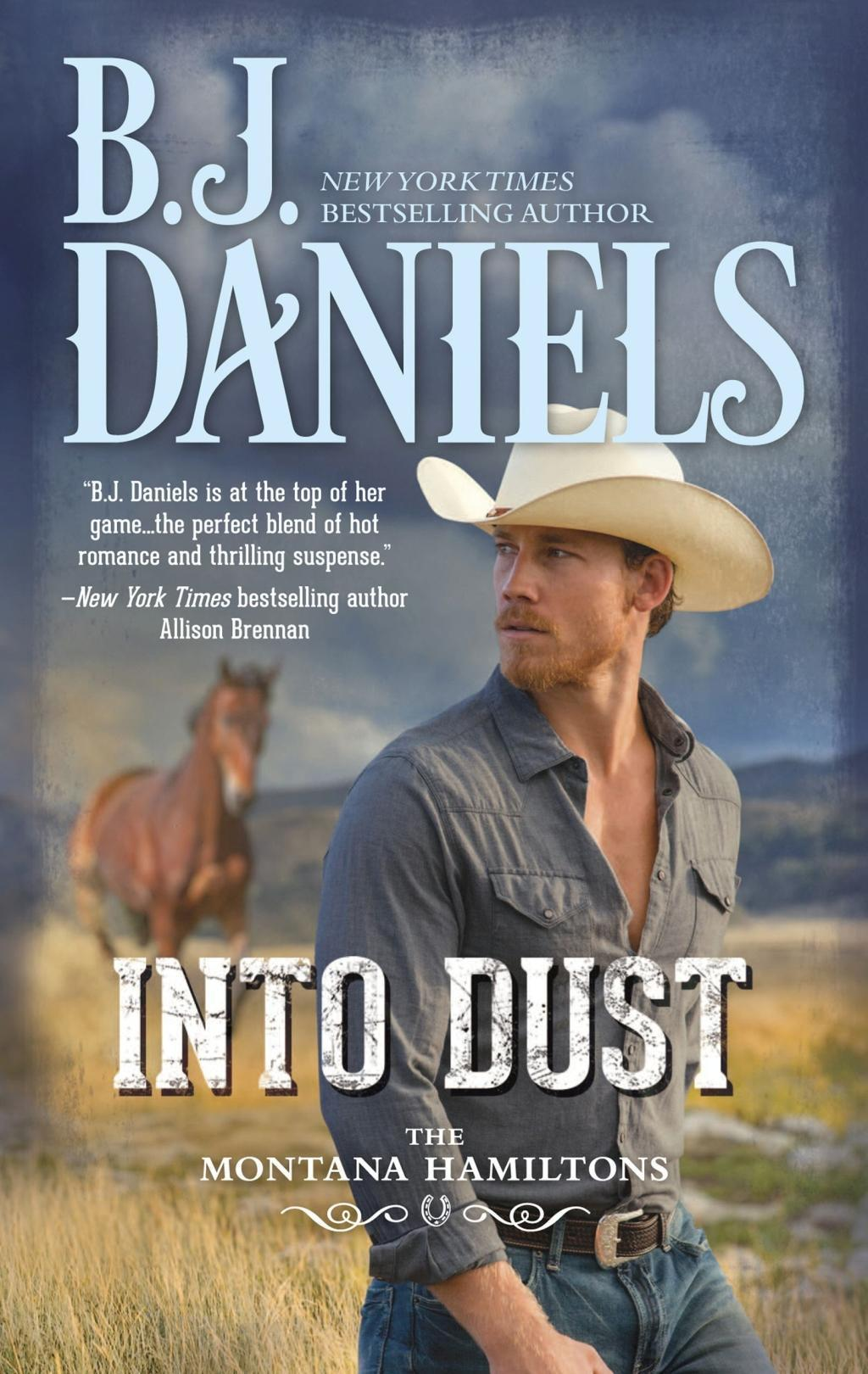 Into Dust (The Montana Hamiltons, Book 5)