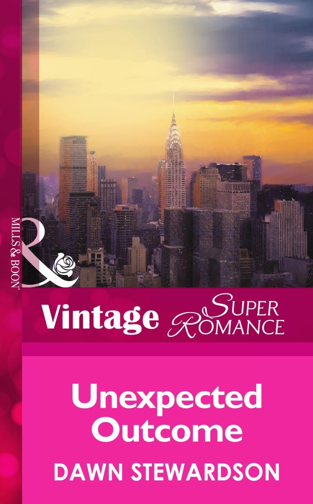 Unexpected Outcome (Mills & Boon Vintage Superromance)
