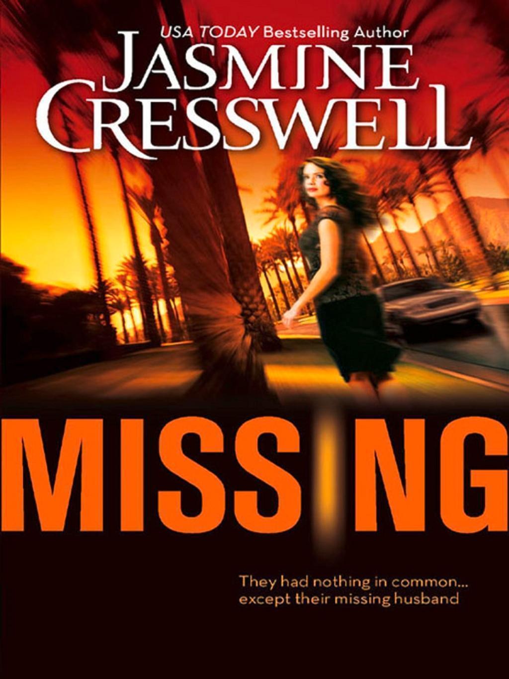 Missing (Mills & Boon M&B)