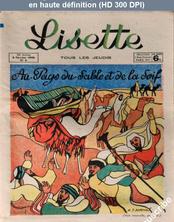LISETTE numéro 6 du 08 février 1948