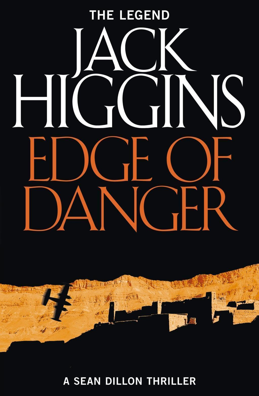 Edge of Danger (Sean Dillon Series, Book 9)