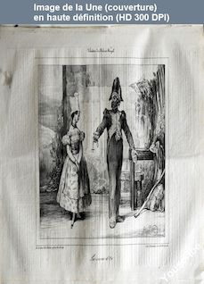 LE CHARIVARI  numéro 136 du 16 mai 1835