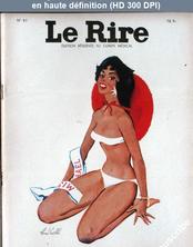 LE RIRE  numéro 57 du 01 juin 1956