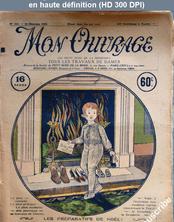 MON OUVRAGE numéro 164 du 15 décembre 1929