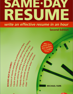 Same-Day Resume
