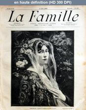 LA FAMILLE  numéro 1400 du 05 août 1906