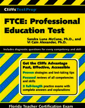 CliffsTestPrep® FTCE: Professional Education Test