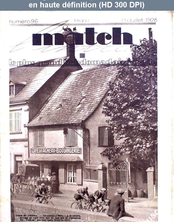 MATCH L'INTRAN numéro 96 du 13 juillet 1928