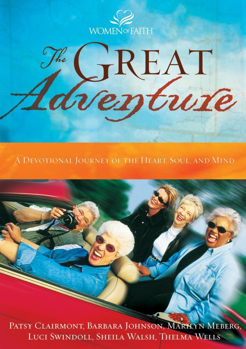 The Great Adventure 2003 Devotional
