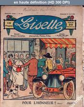 LISETTE numéro 144 du 13 avril 1924