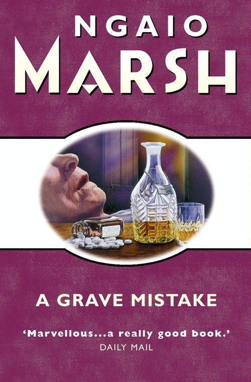 Grave Mistake (The Ngaio Marsh Collection)