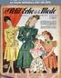 LE PETIT ECHO DE LA MODE  numéro 1 - 4 du 09 janvier 1944