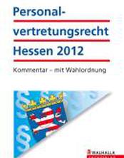Personalvertretungsrecht Hessen 2012