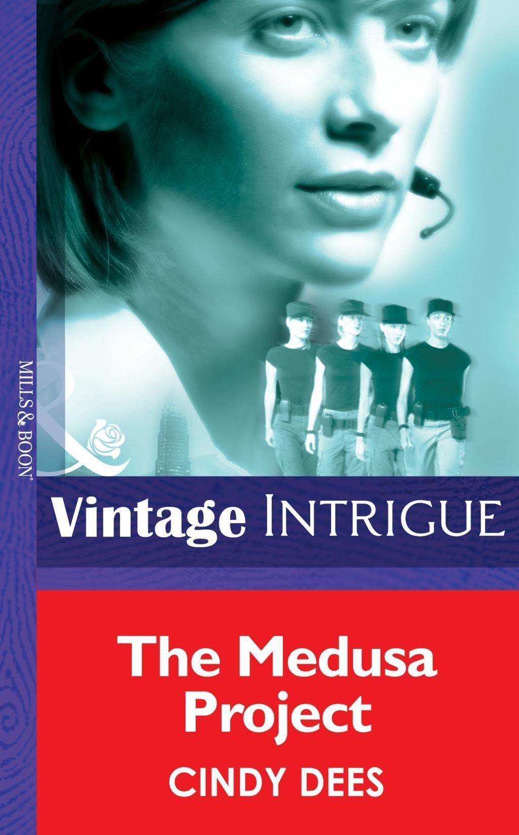 The Medusa Project (Mills & Boon Intrigue)