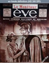 EVE numéro 795 du 22 décembre 1935