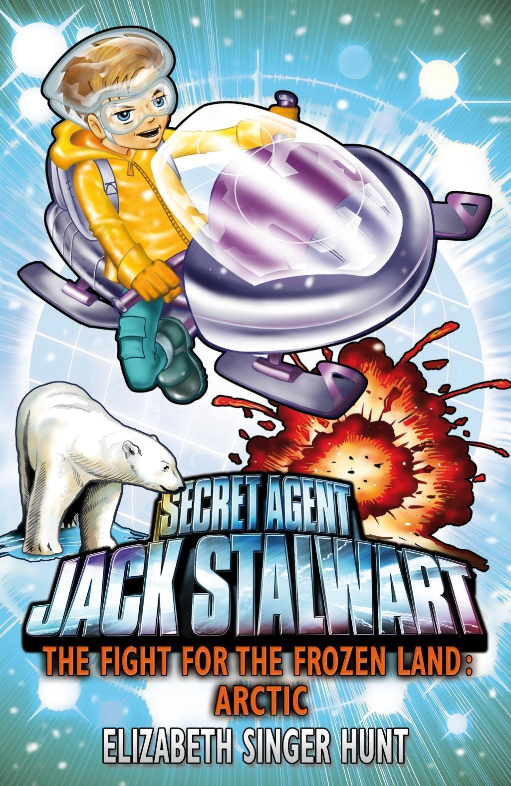 Jack Stalwart: The Fight for the Frozen Land