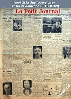 LE PETIT JOURNAL  numéro 23035 du 09 février 1926