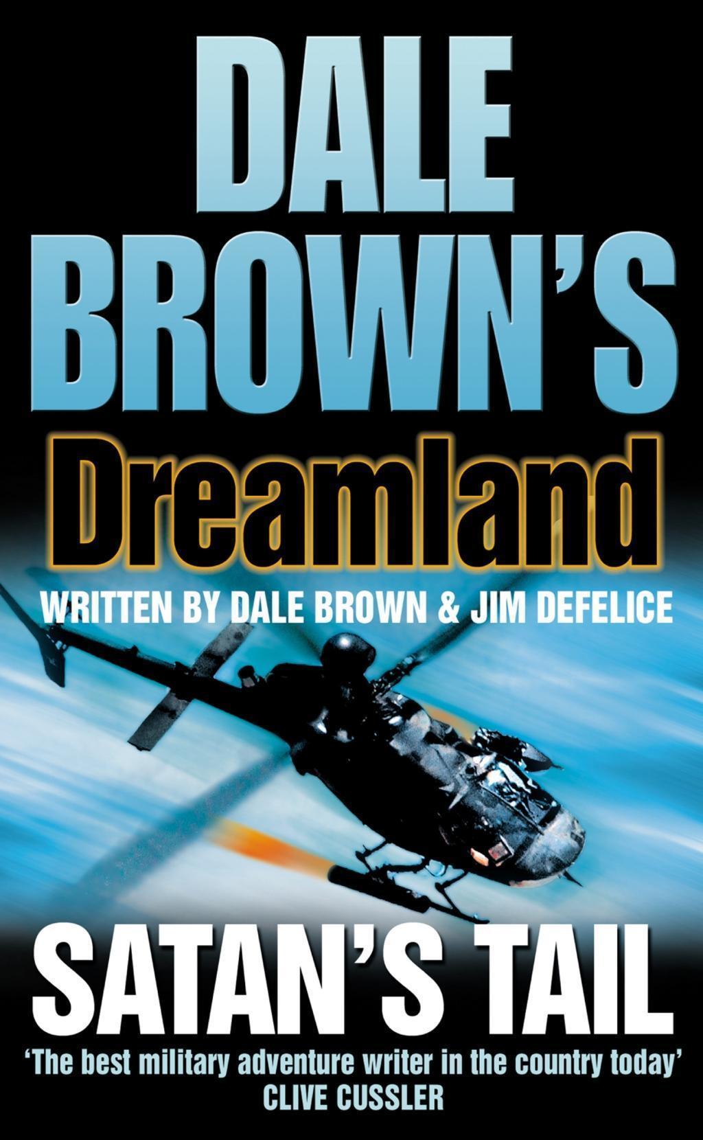 Satan's Tail (Dale Brown's Dreamland, Book 7)