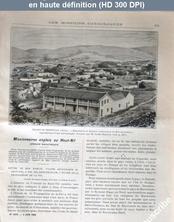 LES MISSIONS CATHOLIQUES  numéro 1878 du 02 juin 1905