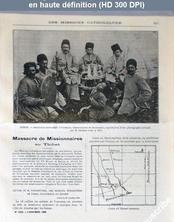 LES MISSIONS CATHOLIQUES  numéro 1900 du 03 novembre 1905