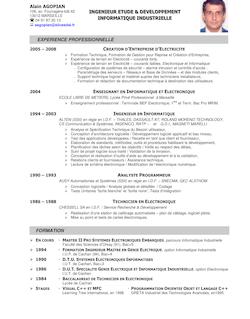 Ingénieur Etude et Développement - Informatique Industrielle