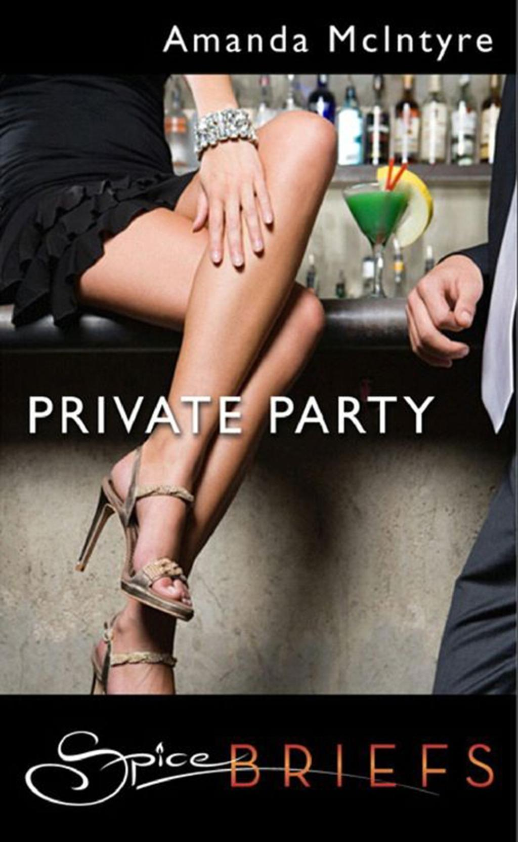 Private Party (Mills & Boon Spice Briefs)