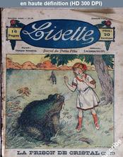 LISETTE numéro 39 du 09 avril 1922