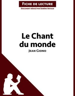 Le Chant du monde de Jean Giono (Fiche de lecture)
