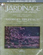 JARDINAGE numéro 133 du 01 mai 1929
