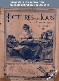 LECTURES POUR TOUS numéro 10 du 01 juillet 1903