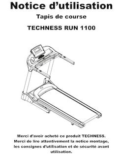 Notice Run 1100
