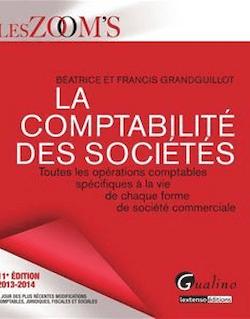 La comptabilité des sociétés 2013-2014 - 11e édition