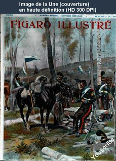 FIGARO ILLUSTRE numéro 96 du 01 mars 1898