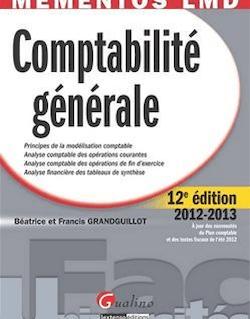 Comptabilité générale 2012-2013 - 12e édition
