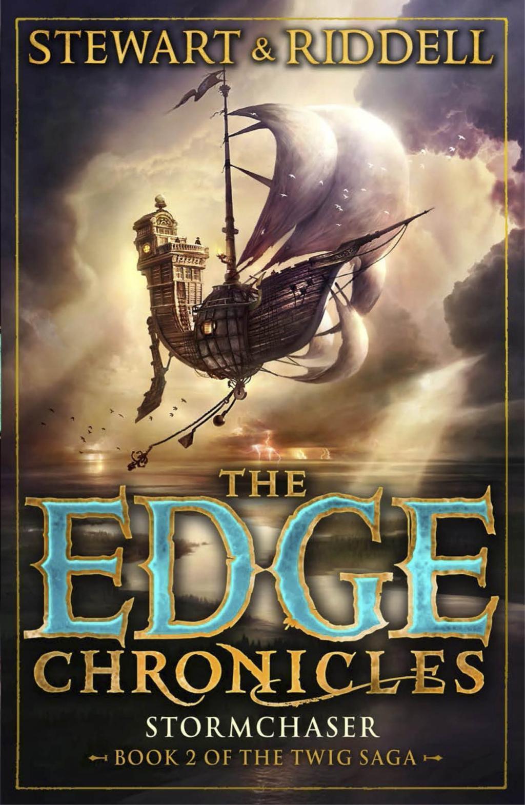 The Edge Chronicles 5: Stormchaser