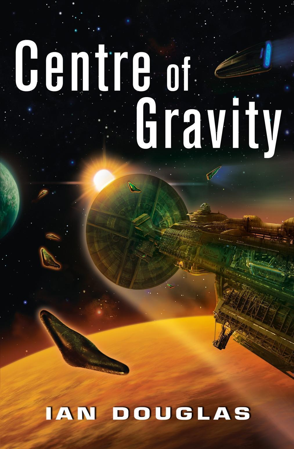 Centre of Gravity (Star Carrier, Book 2)